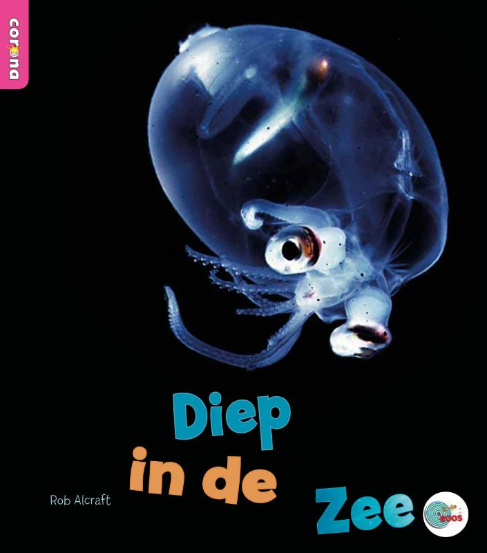 Cover Diep in de zee