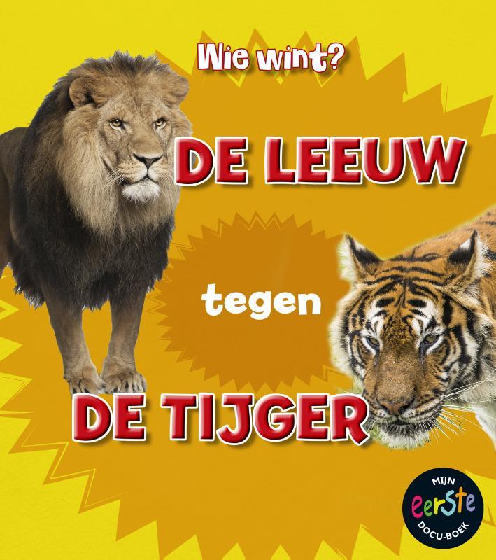 Cover De leeuw tegen de tijger