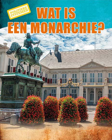 Cover Wat is een monarchie?