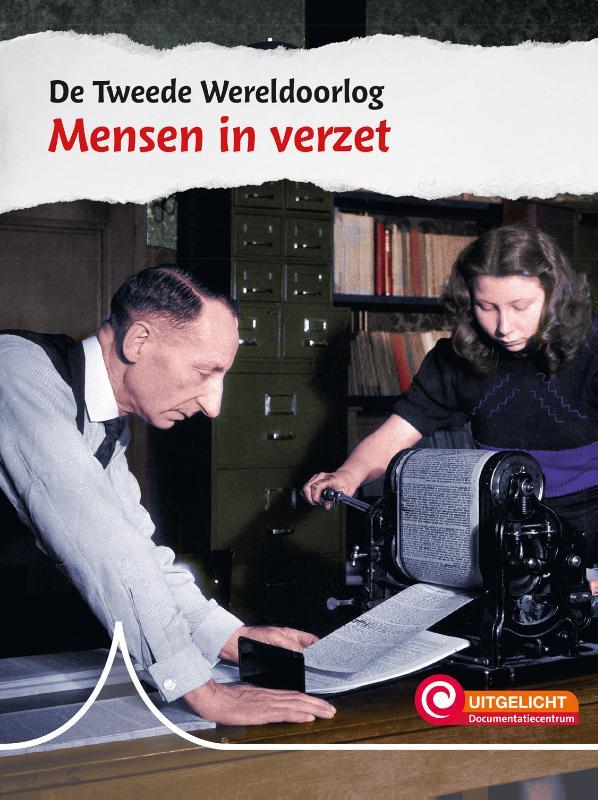 Cover Mensen in verzet