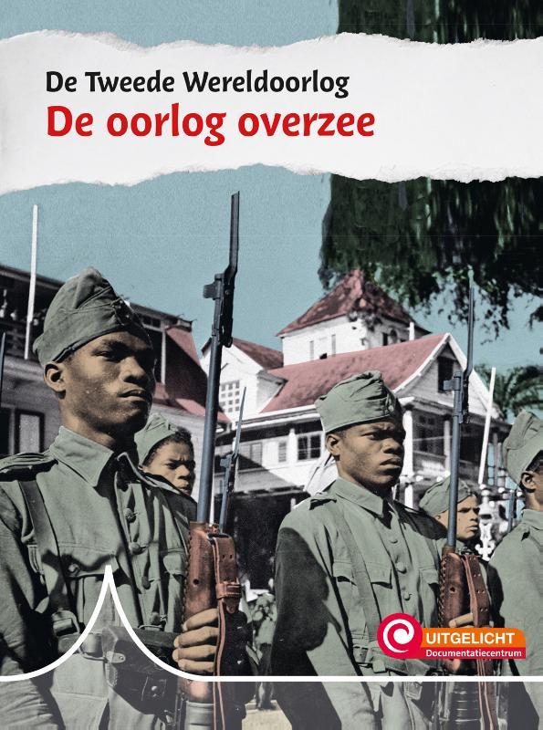Cover De oorlog overzee