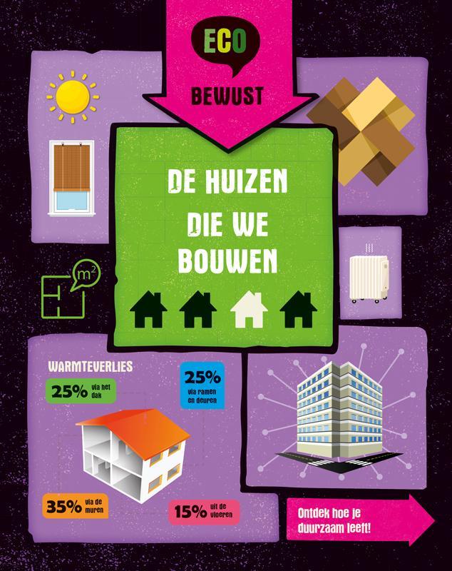 Cover De huizen die we bouwen
