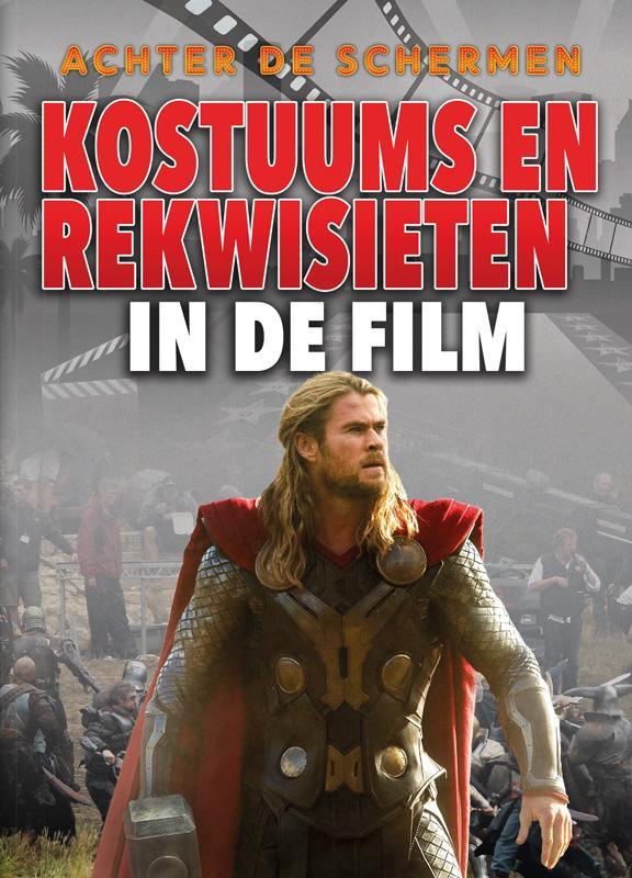 Cover Kostuums en rekwisieten in de film