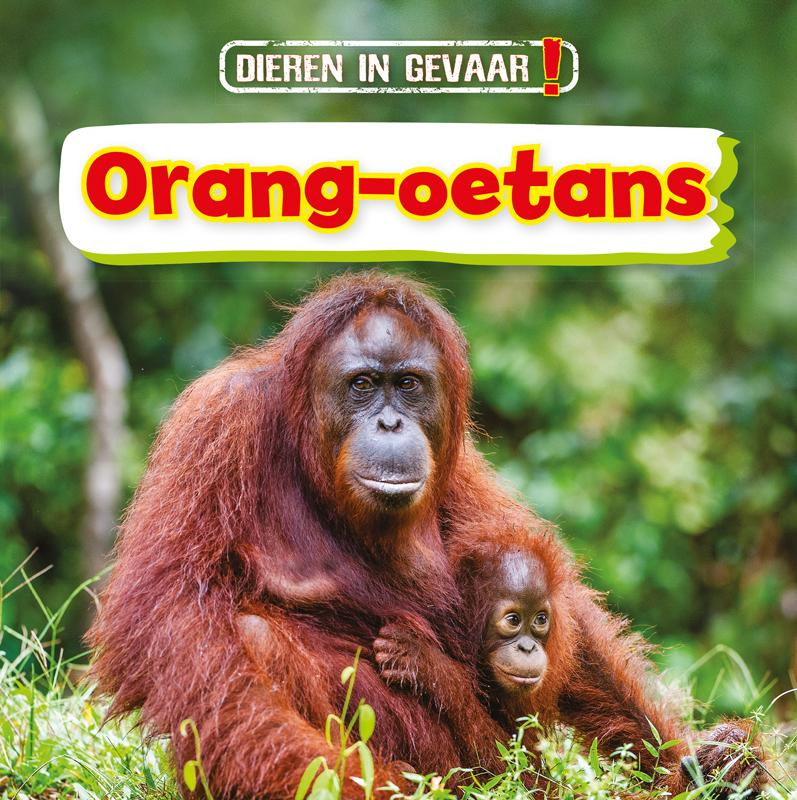 Cover Orang-oetans