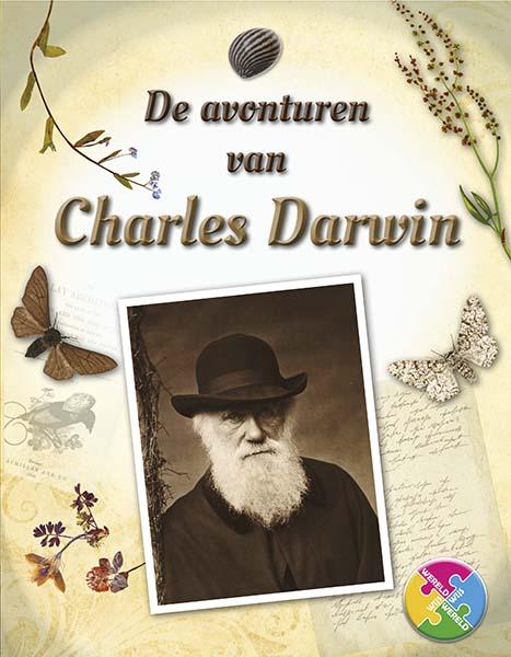 Cover De avonturen van Charles Darwin