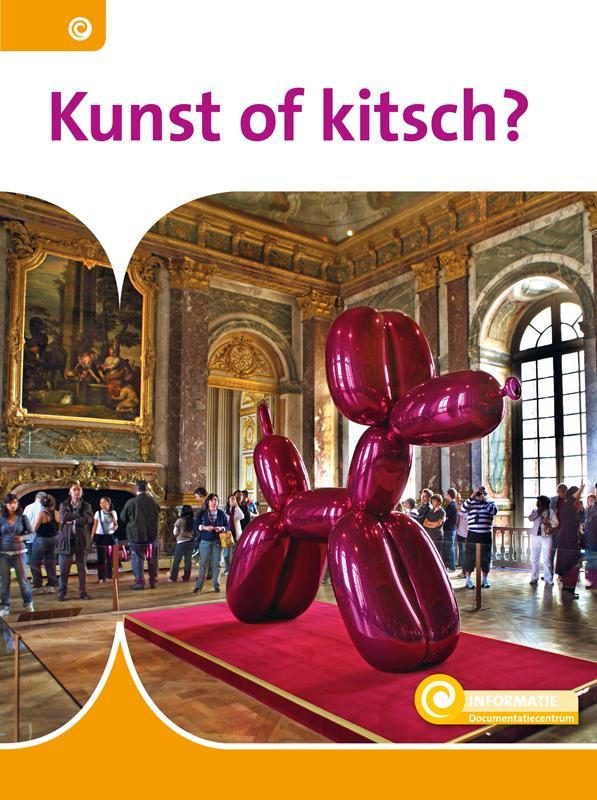 Cover Kunst of kitsch?