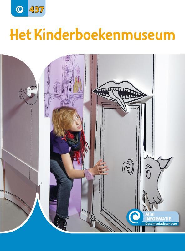 Cover Het Kinderboekenmuseum