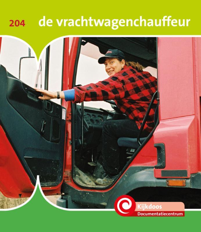 Cover De vrachtwagenchauffeur