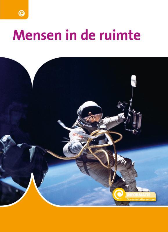 Cover Mensen in de ruimte