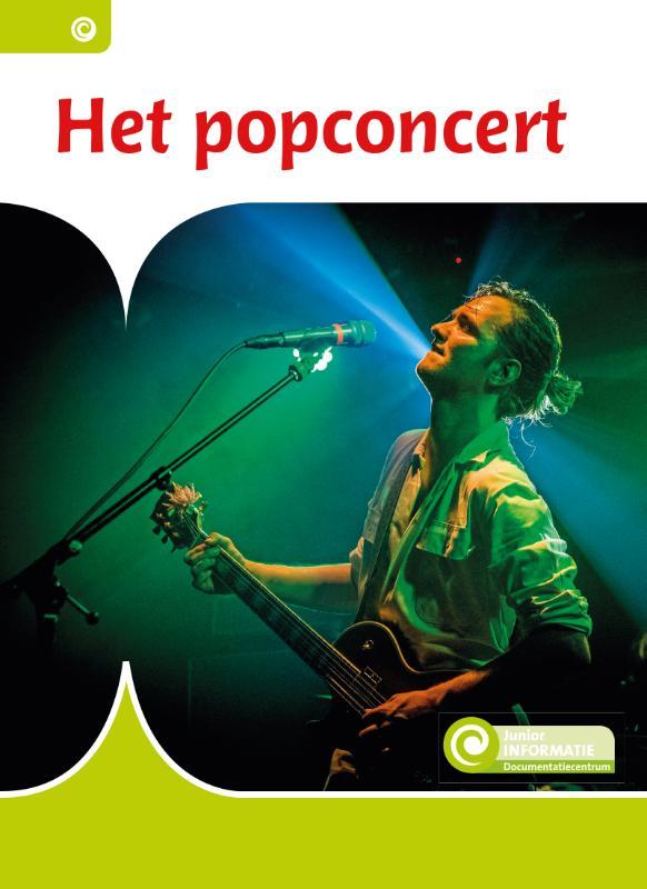 Cover Het popconcert