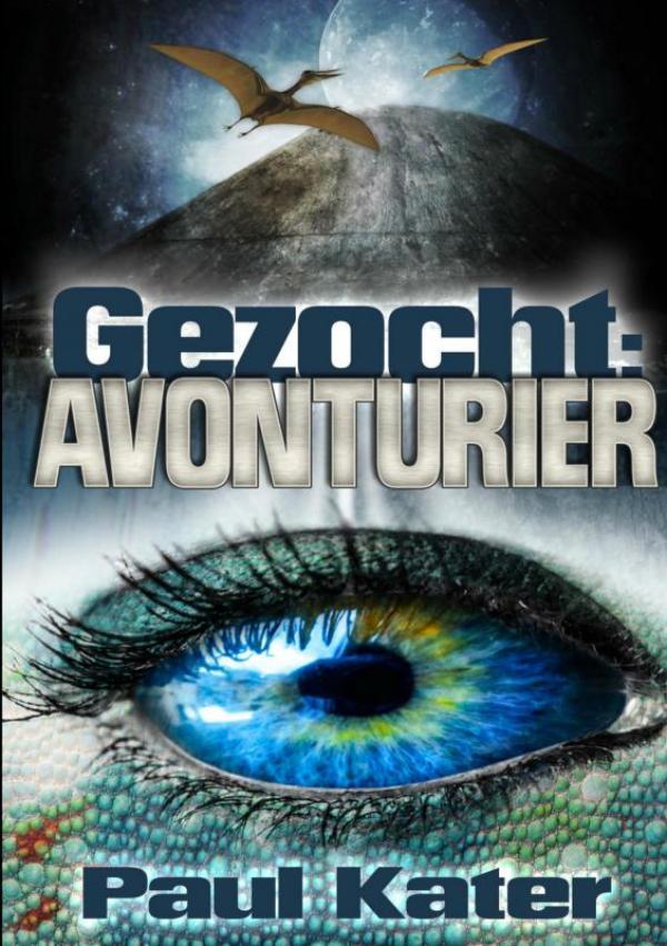 Cover Gezocht: avonturier