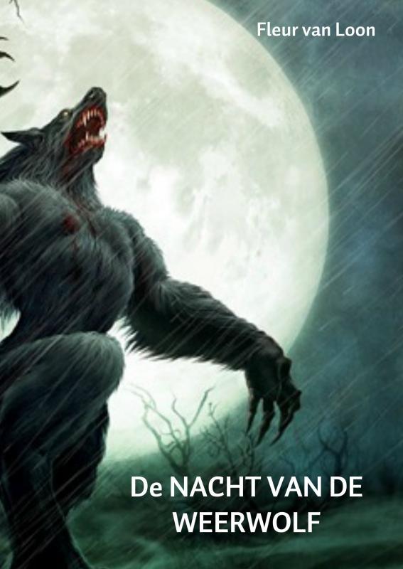 Cover De nacht van de weerwolf