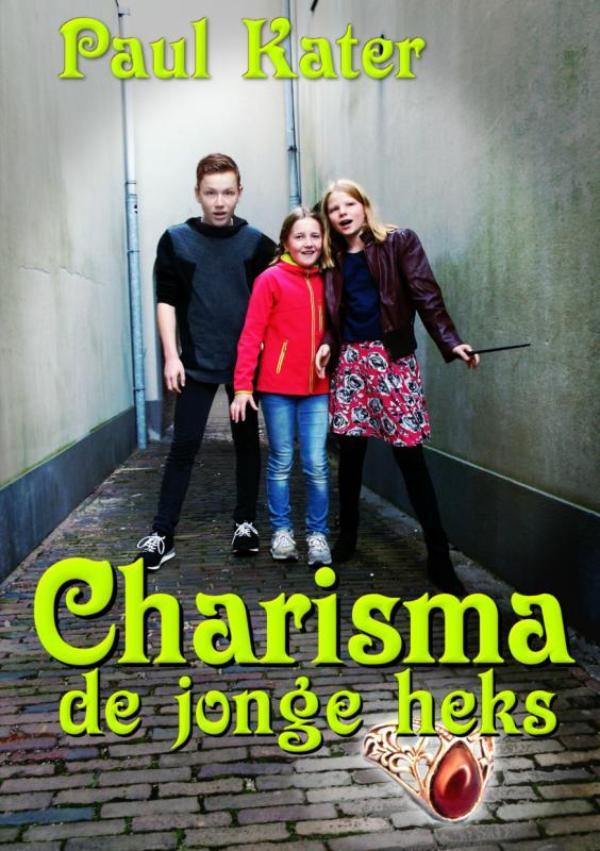 Cover Charisma de jonge heks