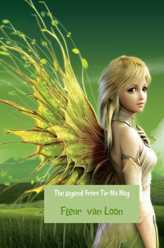 Cover The legend from Tir Na Nog