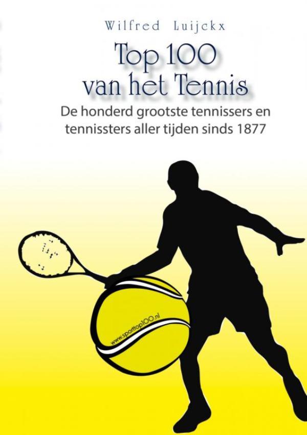 Cover Top 100 van het tennis