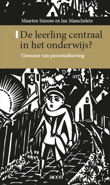 Cover De leerling centraal in het onderwijs
