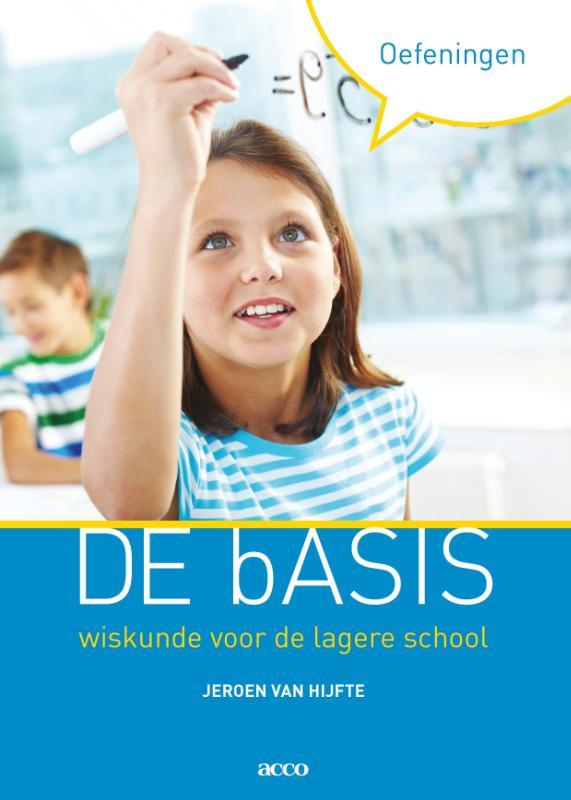 Cover De Basis, Oefeningen wiskunde voor de lagere school