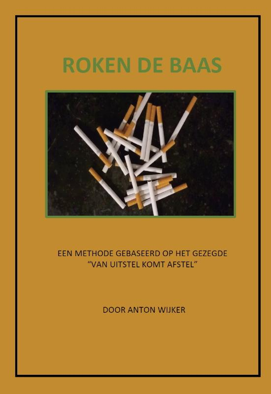 Cover Roken de baas