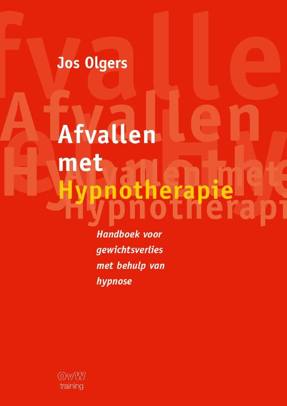 Cover Afvallen met Hypnotherapie