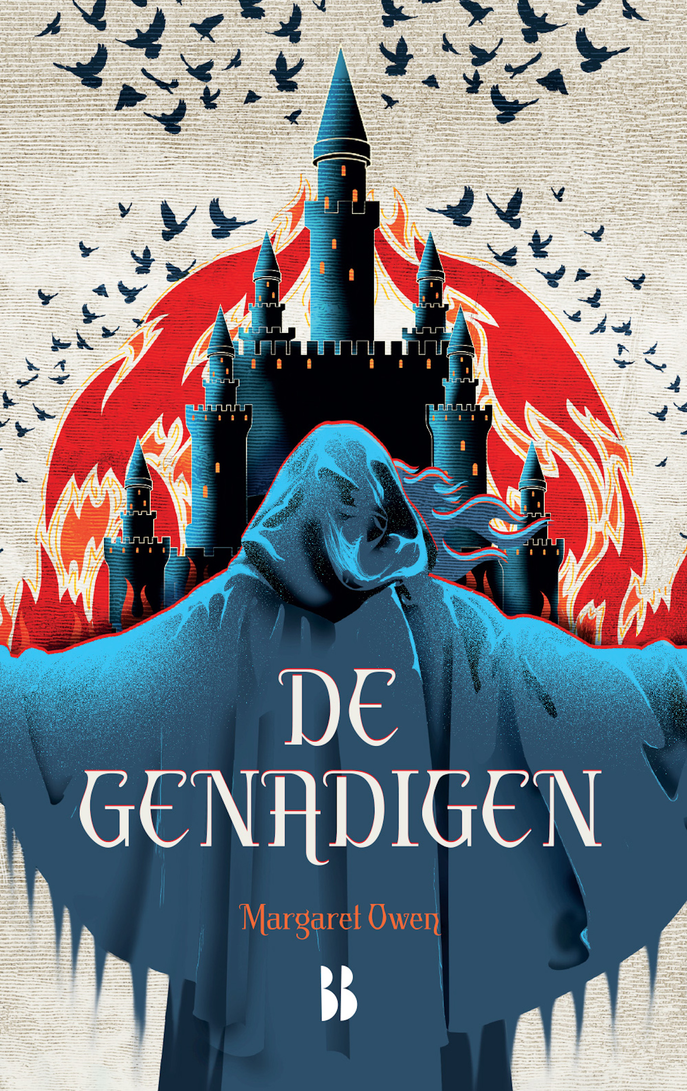 Cover De genadigen