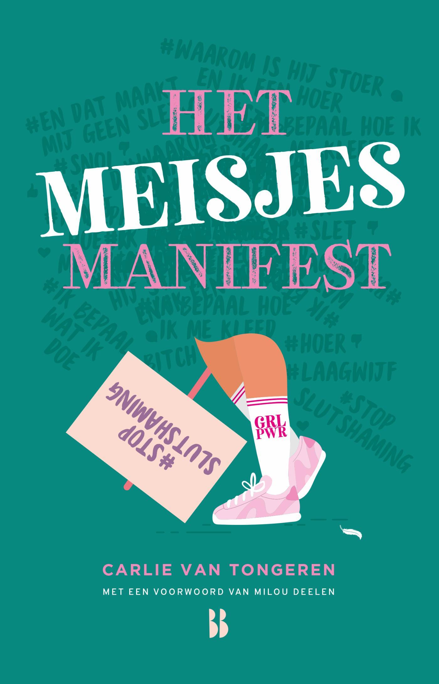 Cover Het meisjesmanifest