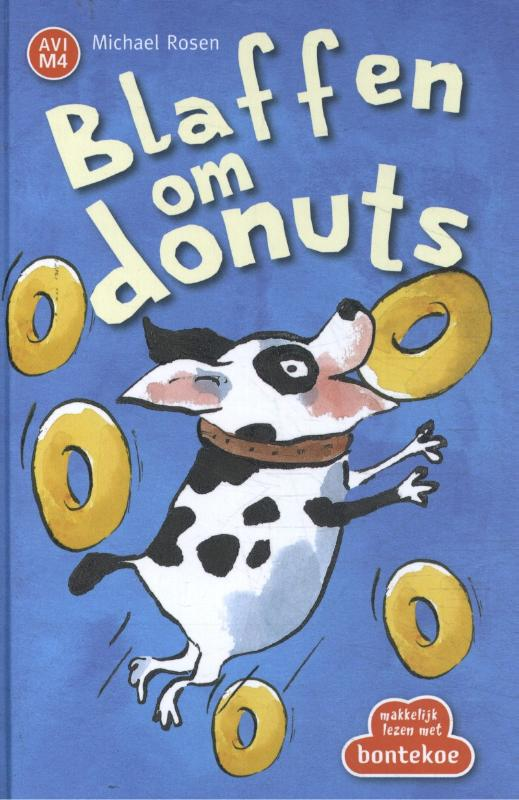 Cover Blaffen om donuts