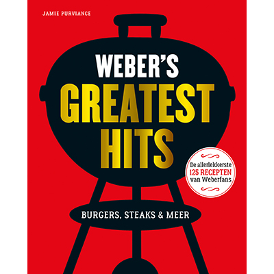 Cover Weber's greatest hits