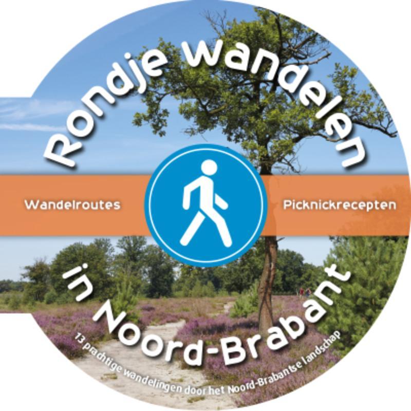 Boek Rondje Wandelen In Noord Brabant Geschreven Door Nb