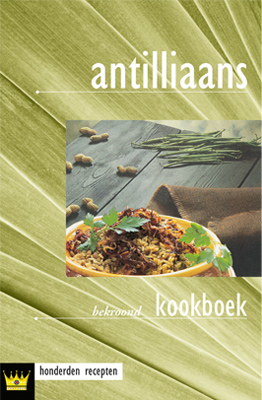 Cover Antilliaans kookboek