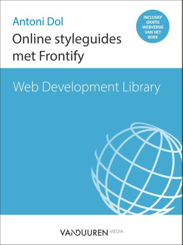 Cover Online styleguides met Frontify