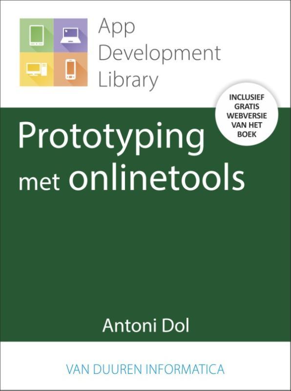 Cover Prototyping met onlinetools