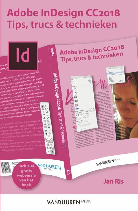 Cover Adobe Indesign cc 2018