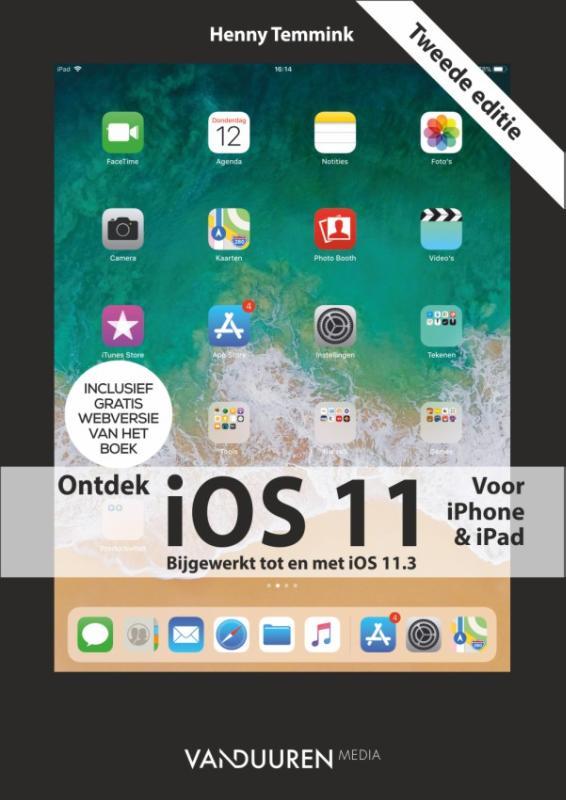 Cover Ontdek iOS 11