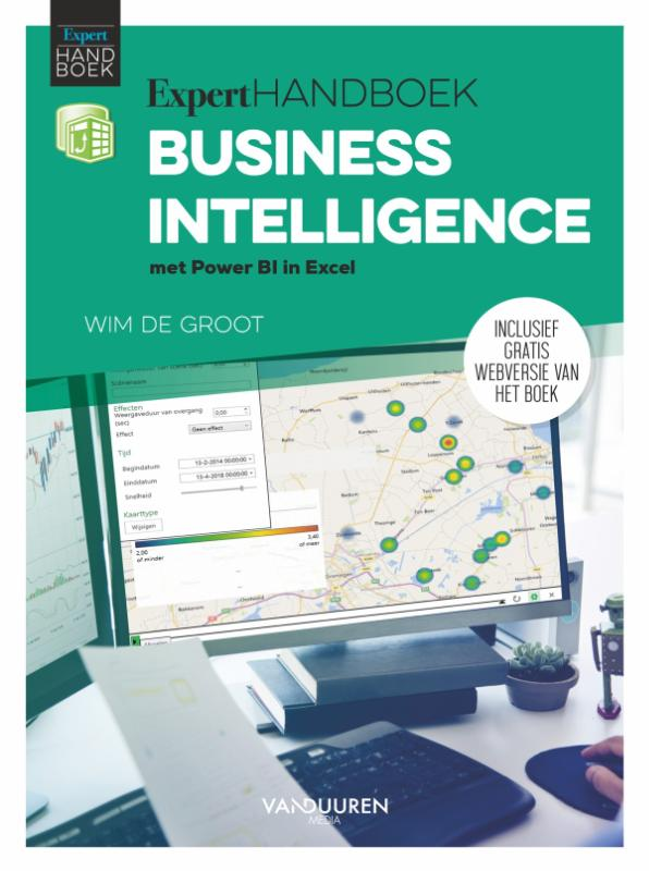 Cover ExpertHandboek Business Intelligence