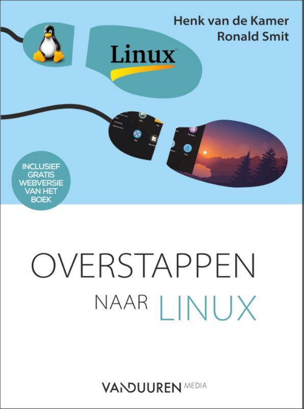 Cover Overstappen naar Linux