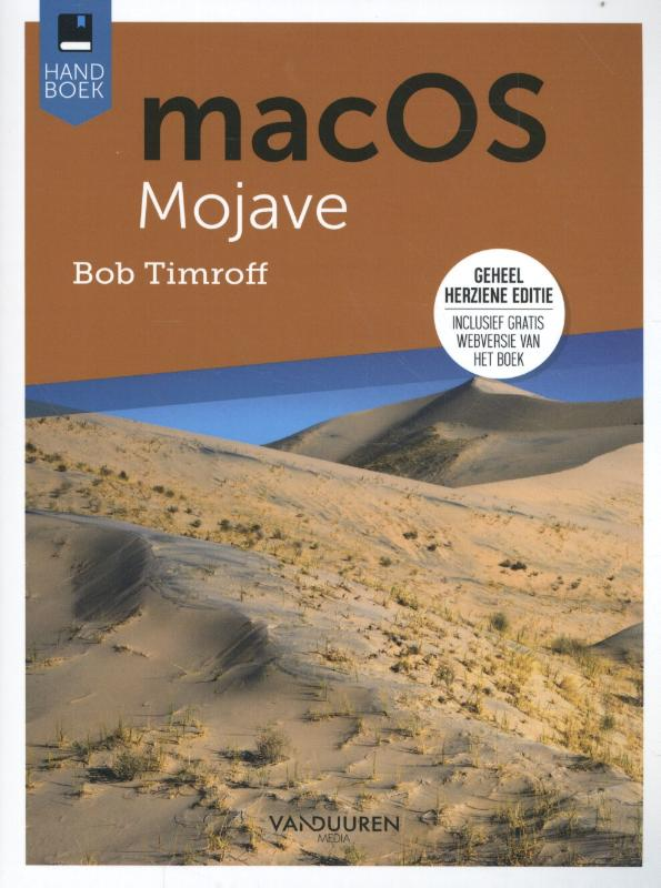 Cover macOS Mojave
