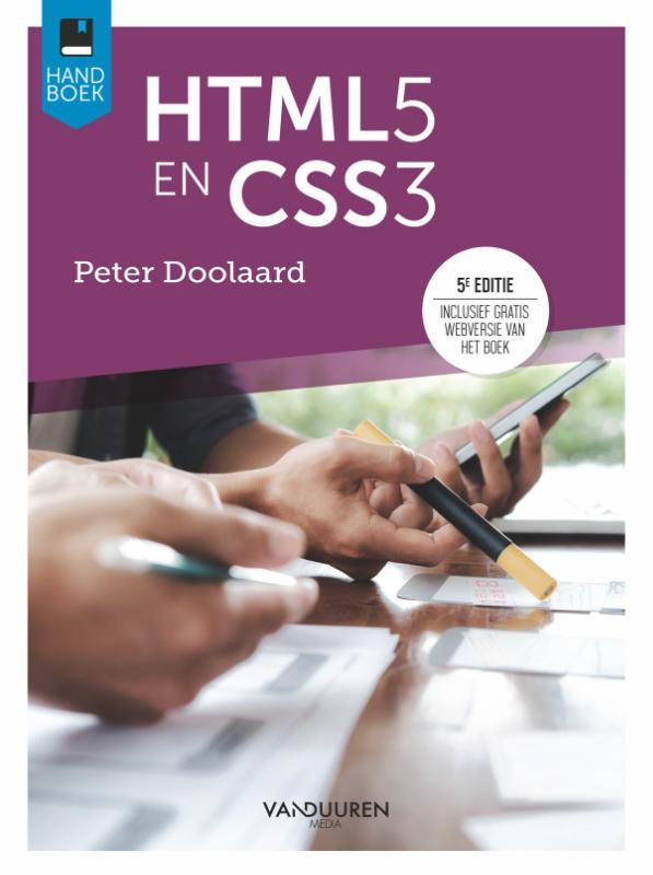 Cover HTML5 en CSS3