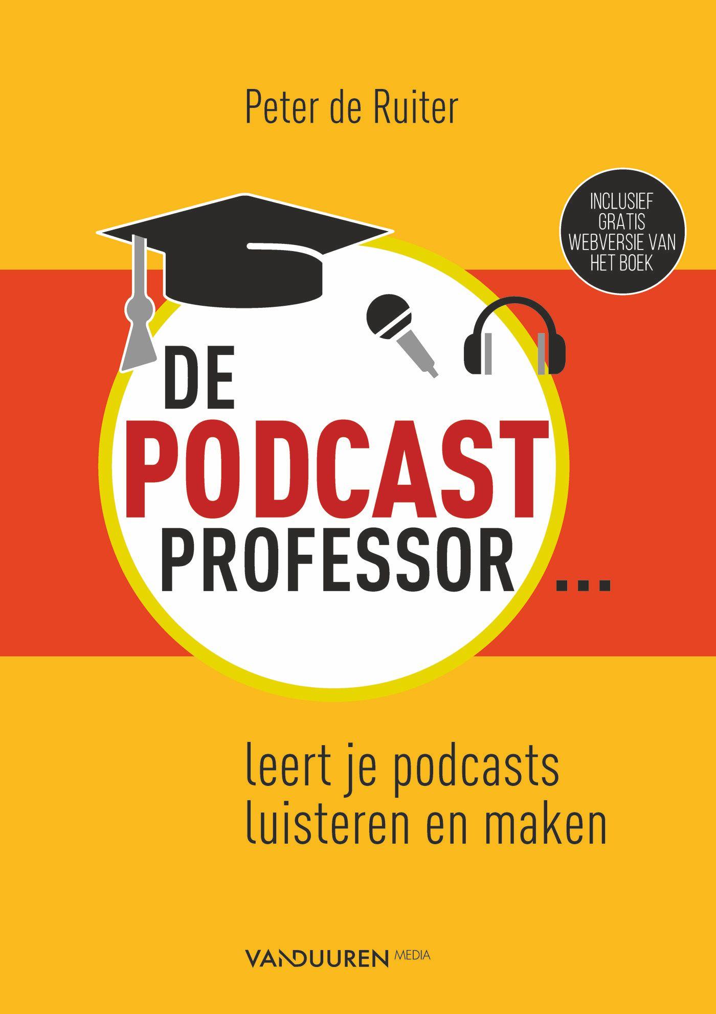 Cover De Podcastprofessor