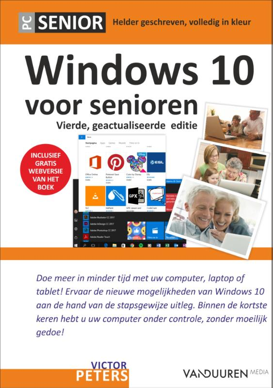 Cover Windows 10 voor Senioren