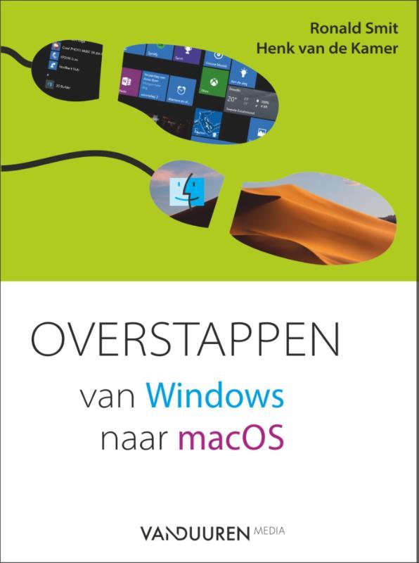 Cover Overstappen van Windows naar macOS