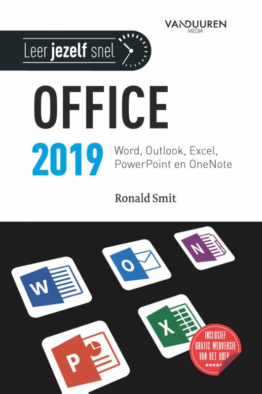Cover Microsoft Office 2019