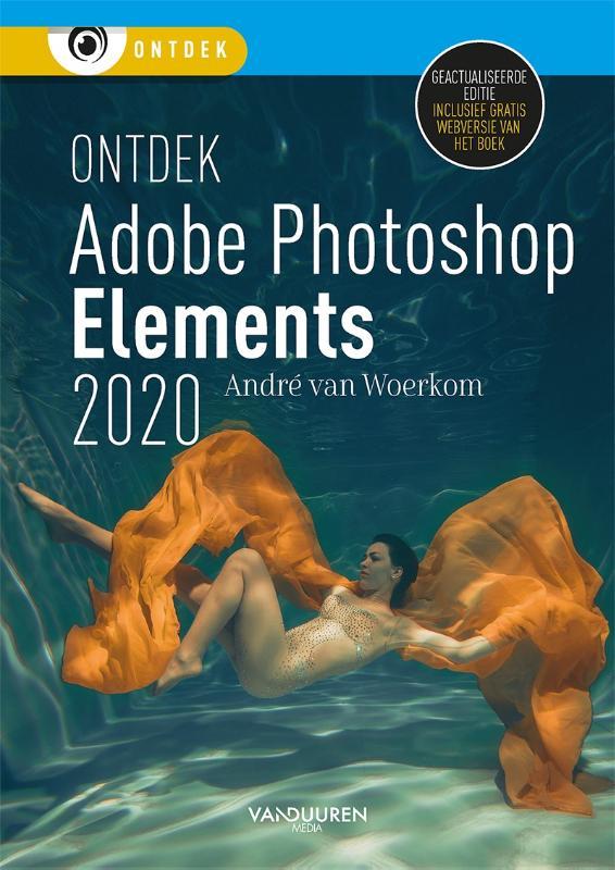Cover Ontdek Photoshop Elements 2020