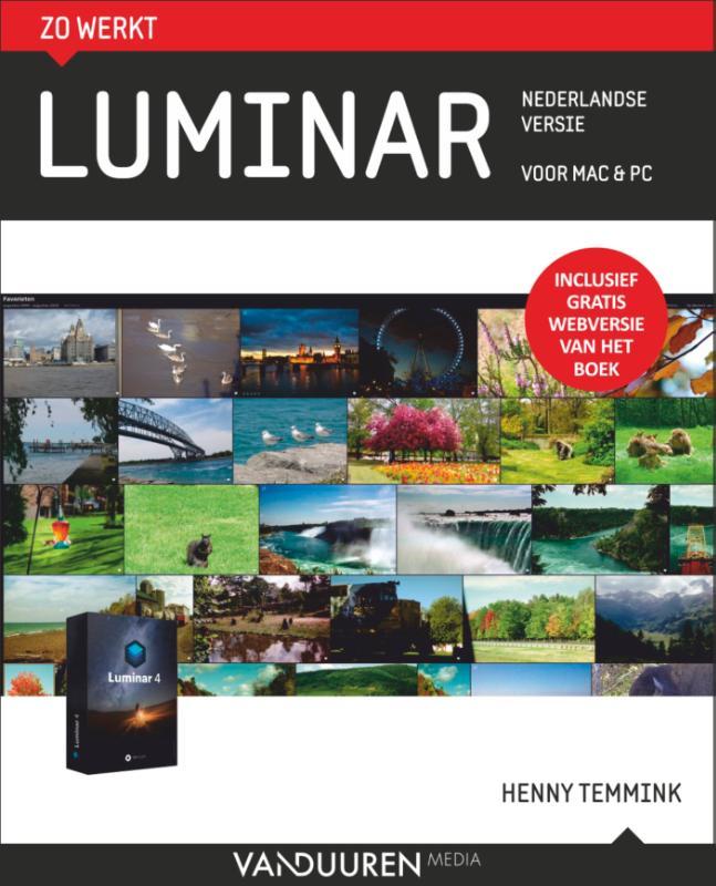 Cover Zo werkt Luminar