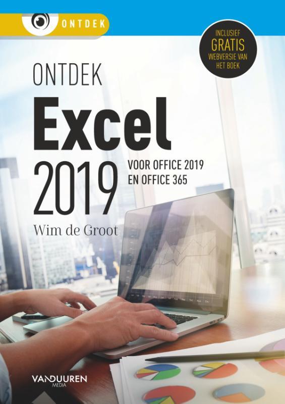 Cover Ontdek Excel 2019