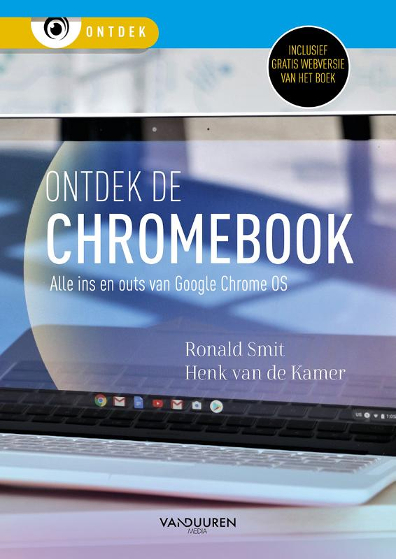 Cover Ontdek de Chromebook