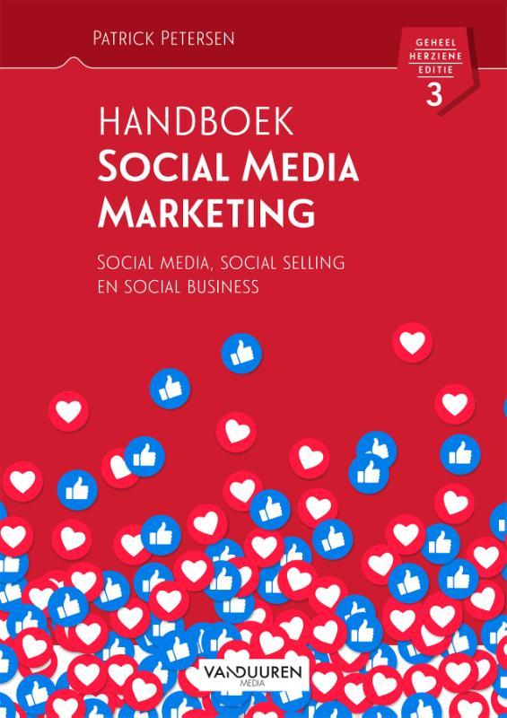 Cover Handboek social media marketing