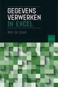Cover Gegevens verwerken in Excel