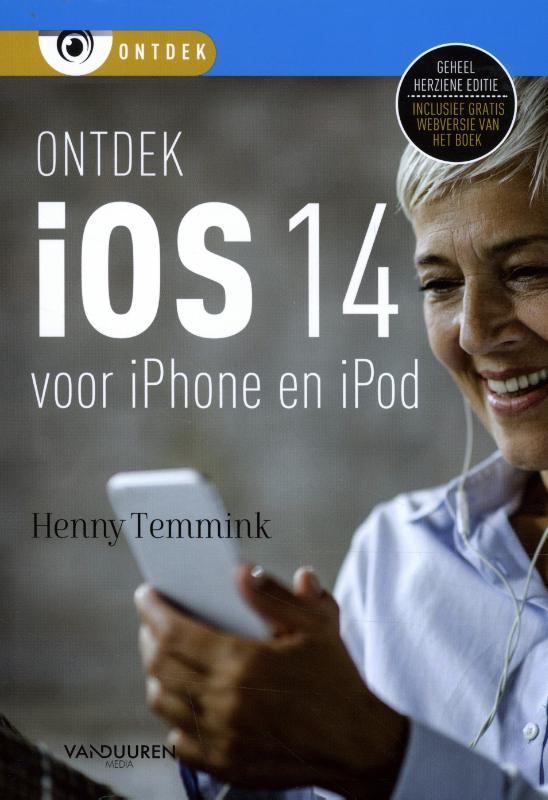 Cover Ontdek iOS 14