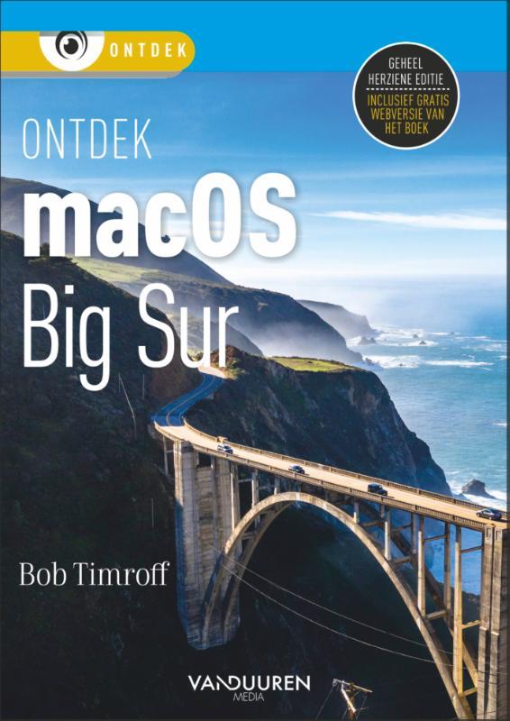 Cover Ontdek macOS Big Sur