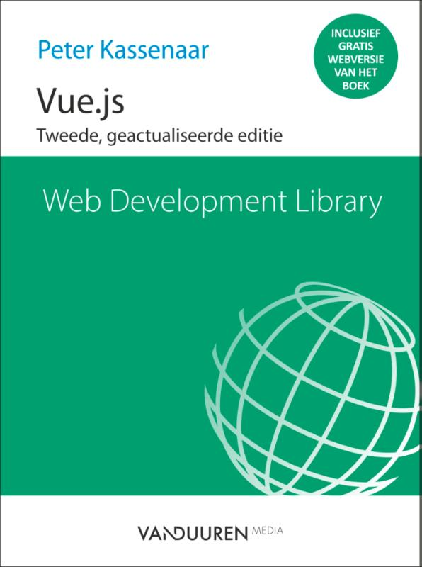 Cover Web Development Library: Vue.js